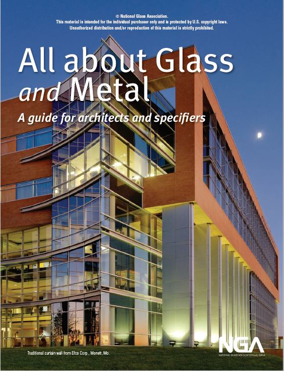 All About Glass and Metal