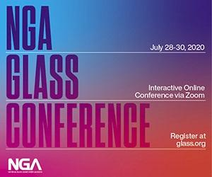NGA Glass Conference: Interactive Online Event