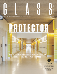 Glass Magazine Protector issue