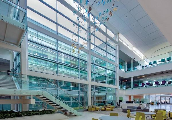Top Metal Company Kawneer, ProMedica Health and Wellness Center