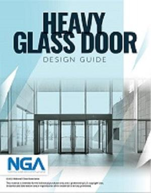 Heavy Glass Door Design Guide cover