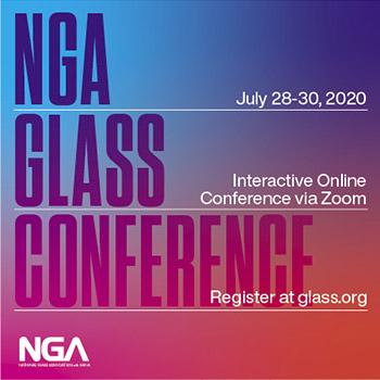 NGA Interactive Online Glass Conference