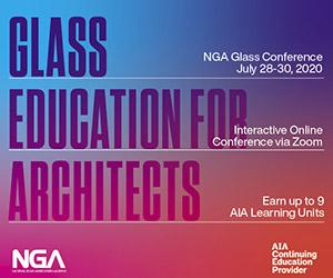Glass Education for Architects square